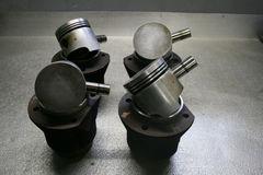 Cilinders en Zuigers